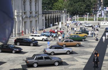 90 anni Volvo 2 - Salone Auto Torino Parco Valentino