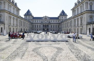90 anni Volvo 1 - Salone Auto Torino Parco Valentino