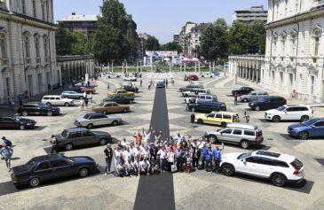 90 anni Volvo 11 - Salone Auto Torino Parco Valentino