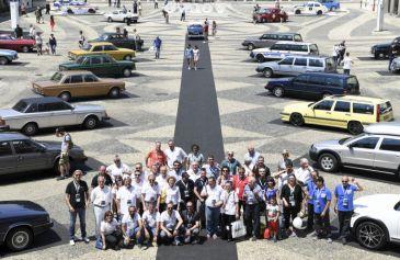 90 anni Volvo 10 - Salone Auto Torino Parco Valentino
