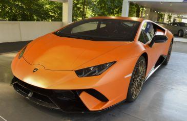 Auto Esposte 74 - Salone Auto Torino Parco Valentino