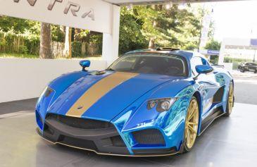 Auto Esposte 114 - Salone Auto Torino Parco Valentino