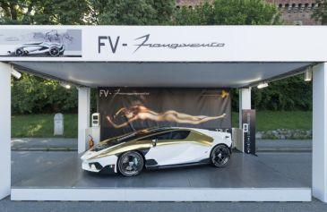 Auto Esposte 117 - Salone Auto Torino Parco Valentino
