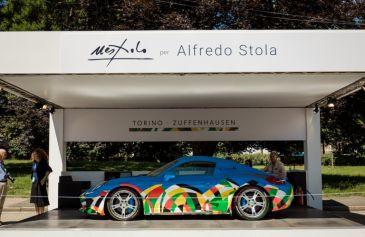 Auto Esposte 140 - Salone Auto Torino Parco Valentino