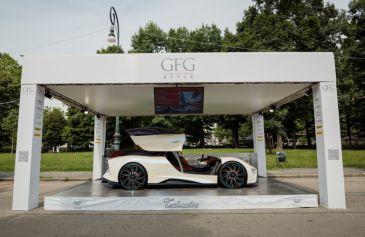 Auto Esposte 143 - Salone Auto Torino Parco Valentino