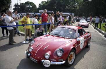 Car & Vintage - La Classica 8 - Salone Auto Torino Parco Valentino