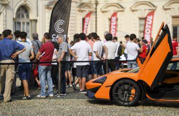 Cars & Coffee 13 - Salone Auto Torino Parco Valentino