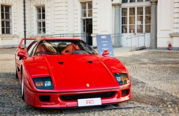 70 anni di Ferrari 13 - Salone Auto Torino Parco Valentino
