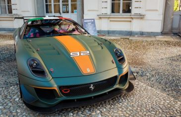 70 anni di Ferrari 10 - Salone Auto Torino Parco Valentino