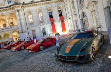 70 anni di Ferrari 20 - Salone Auto Torino Parco Valentino