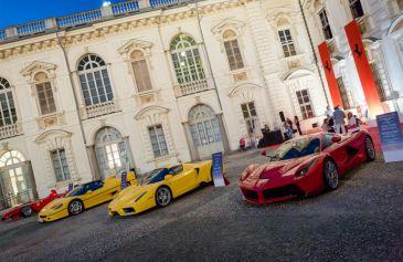 70 anni di Ferrari 3 - Salone Auto Torino Parco Valentino
