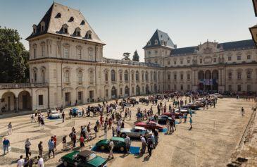 Concorso d'Eleganza ASI 2 - Salone Auto Torino Parco Valentino