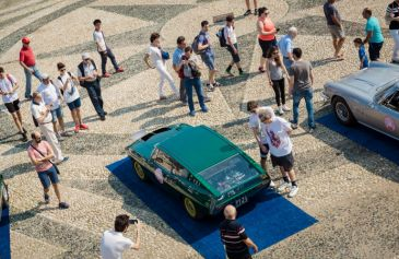 Concorso d'Eleganza ASI 5 - Salone Auto Torino Parco Valentino