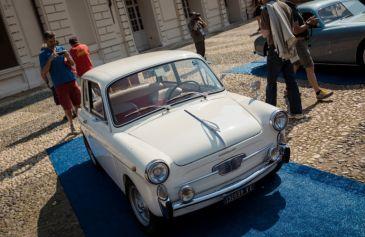 Concorso d'Eleganza ASI 6 - Salone Auto Torino Parco Valentino