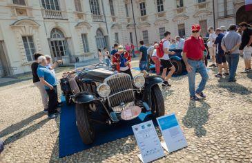 Concorso d'Eleganza ASI 17 - Salone Auto Torino Parco Valentino