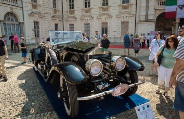 Concorso d'Eleganza ASI 18 - Salone Auto Torino Parco Valentino