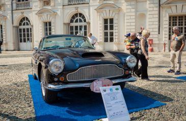 Concorso d'Eleganza ASI 22 - Salone Auto Torino Parco Valentino
