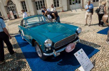 Concorso d'Eleganza ASI 24 - Salone Auto Torino Parco Valentino