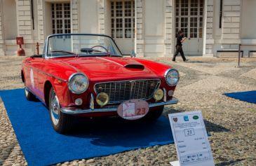 Concorso d'Eleganza ASI 25 - Salone Auto Torino Parco Valentino