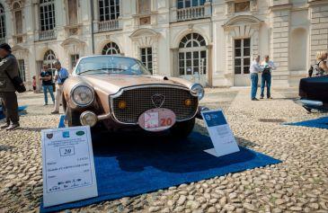 Concorso d'Eleganza ASI 26 - Salone Auto Torino Parco Valentino