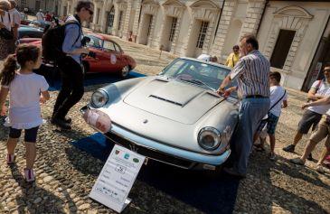 Concorso d'Eleganza ASI 28 - Salone Auto Torino Parco Valentino