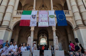 Concorso d'Eleganza ASI 35 - Salone Auto Torino Parco Valentino