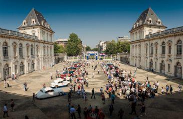 Concorso d'Eleganza ASI 1 - Salone Auto Torino Parco Valentino