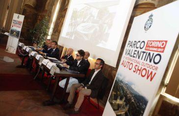 Conferenza Stampa 4 - Salone Auto Torino Parco Valentino