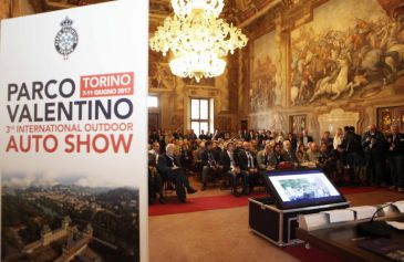 Conferenza Stampa 5 - Salone Auto Torino Parco Valentino