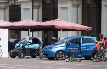 Focus elettrico 22 - Salone Auto Torino Parco Valentino