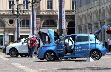 Focus elettrico 24 - Salone Auto Torino Parco Valentino
