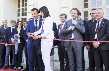 Inaugurazione 4 - Salone Auto Torino Parco Valentino