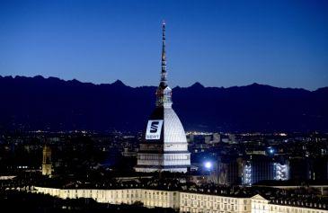 Proiezione Mole Antonelliana 12 - Salone Auto Torino Parco Valentino