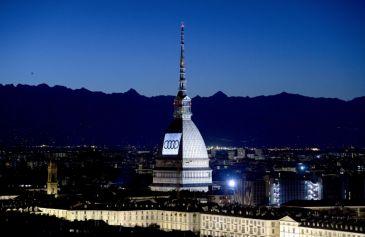 Proiezione Mole Antonelliana 14 - Salone Auto Torino Parco Valentino