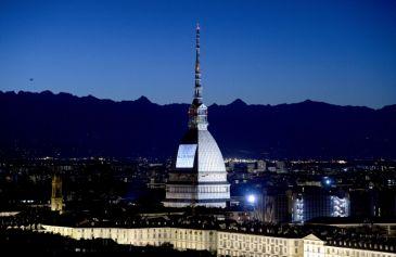 Proiezione Mole Antonelliana 26 - Salone Auto Torino Parco Valentino
