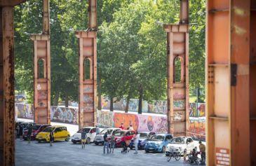 Raduno turin street Abarth 19 - Salone Auto Torino Parco Valentino