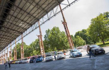 Raduno turin street Abarth 20 - Salone Auto Torino Parco Valentino