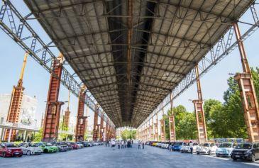 Raduno turin street Abarth 23 - Salone Auto Torino Parco Valentino