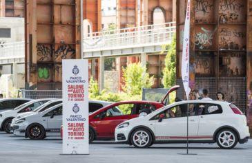 Raduno turin street Abarth 30 - Salone Auto Torino Parco Valentino