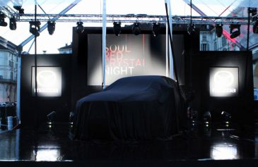 Soul Red Crystal Night - Mazda 2 - Salone Auto Torino Parco Valentino