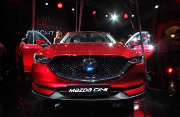 Soul Red Crystal Night - Mazda 11 - Salone Auto Torino Parco Valentino