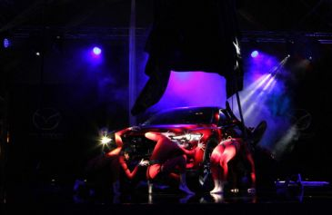 Soul Red Crystal Night - Mazda 8 - Salone Auto Torino Parco Valentino