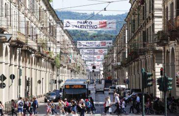 Torino si prepara al Salone 4 - Salone Auto Torino Parco Valentino