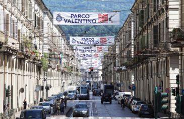 Torino si prepara al Salone 6 - Salone Auto Torino Parco Valentino
