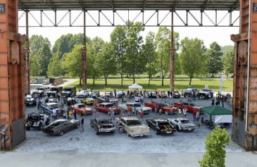 USA Cars Meeting 4 - Salone Auto Torino Parco Valentino
