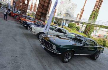 USA Cars Meeting 15 - Salone Auto Torino Parco Valentino