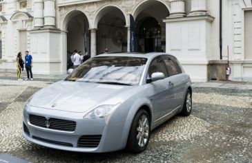 50 anni di Italdesign  6 - Salone Auto Torino Parco Valentino