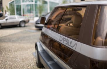 50 anni di Italdesign  17 - Salone Auto Torino Parco Valentino