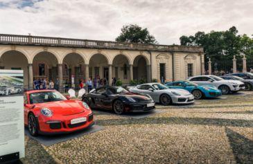 70 anni di Porsche 1 - Salone Auto Torino Parco Valentino