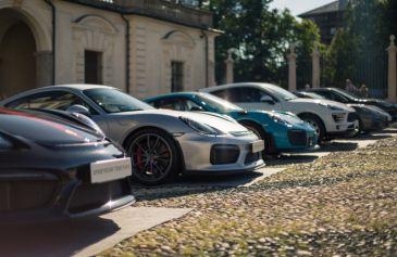 70 anni di Porsche 3 - Salone Auto Torino Parco Valentino